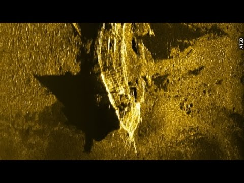 1800s Shipwreck Found During Search For Malaysia Airlines Flight 370 - Newsy
