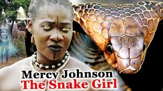 MERCY JOHNSON THE SNAKE GIRL Season 3 & 4 - ''New Movie Alert'' 2019 Latest Nigerian Nollywood Movie