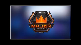 Diese Counter-Strike-Teams fahren zum FaceIT Major nach London