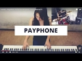 Download Laraue - Payphone instrumental (piano cover) Maroon 5 MP3 song and Music Video
