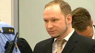 Anders Breivik sues his jailers for violating his human rights