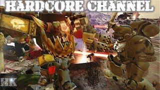 Warhammer 40 000 multiplayer Hardcore #216 Разговорчивый орк
