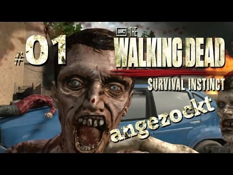 The Walking Dead: Survival Instinct (German) angezockt! #1/2