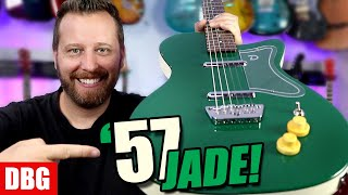 Rocking the Danelectro '57 JADE!