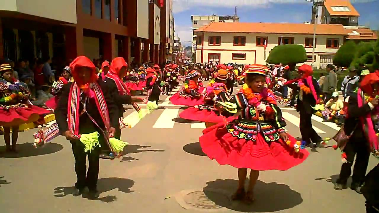 Carnavales Peruanos - Nacimiento de José Casimiro Ulloa