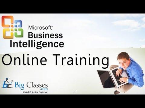 MSBI Online Training | Free Demo Video