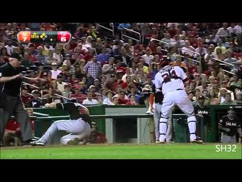 Jose Reyes Welcome To Toronto - 2012 Highlights HD