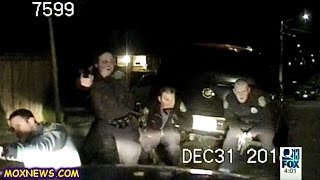 "CAUGHT ON VIDEO! Seattle Police Officers ""Ambushed"" Shot At During Domestic Call!"