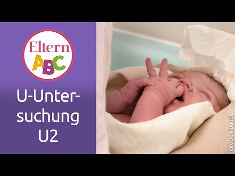 U-Untersuchungen: Was passiert bei der U2? | Baby | Eltern ABC | ELTERN