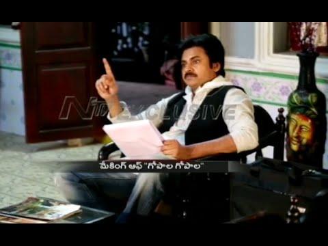 Gopala Gopala Movie Making Full Video - Pawan Kalyan, Venkatesh