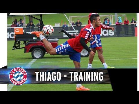 Thiago Skills I Training