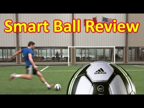 adidas miCoach SMART BALL Review