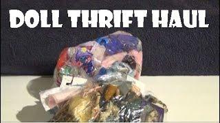 Bratz and Doll Clothes Thrift Haul!!