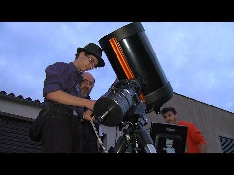 Luçon : bilan en demi-teinte des soirées de l'astronomie