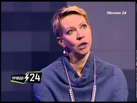 """""""Правда 24"""": Татьяна Лазарева - о женском юморе и благотворительности"""