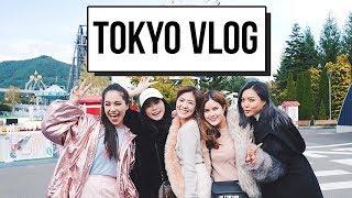 Tokyo Vlog ?????????????????????????????????? ??????????? | Jane Soraya