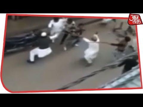मस्जिद को लेकर राजधानी Delhi में खून खराबा, २ गुटों के बिच जमकर मारपीट और पथराव