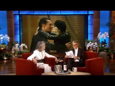 Diane Keaton's Kiss Quest