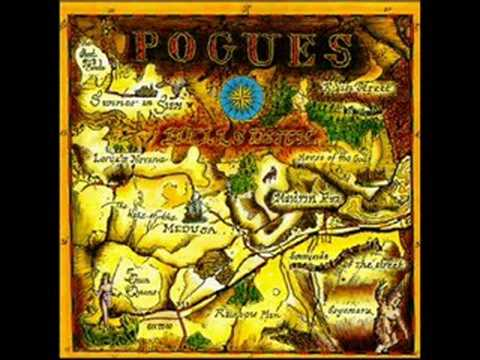 The Pogues - House of The Gods
