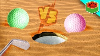 RECORD SETTING 2V2 MATCH   Golf It