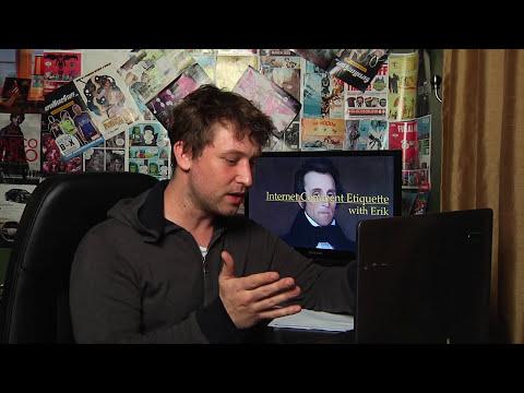 Internet Comment Etiquette: Webcams!