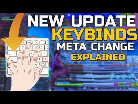 Explaining Why Pros Are CHANGING up KEYBINDS! Fortnite Tips and Tricks
