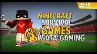 Minecraft : Survival Games # Bölüm 15 -