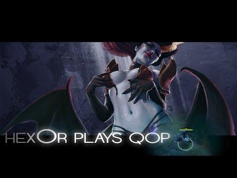 Dota 2 hexOr plays Queen of Pain