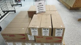 Pallet Of Aguila .22lr Ammo