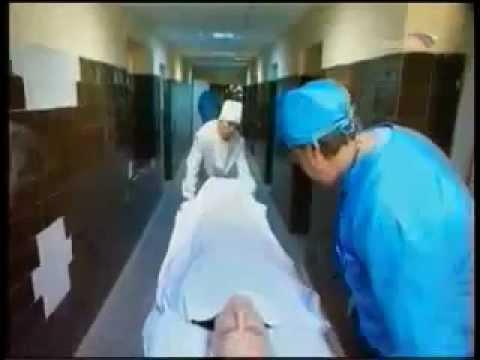Черный медицинский юмор - Больница