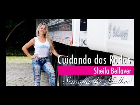 Sheila Bellaver - Cuidando das Rodas