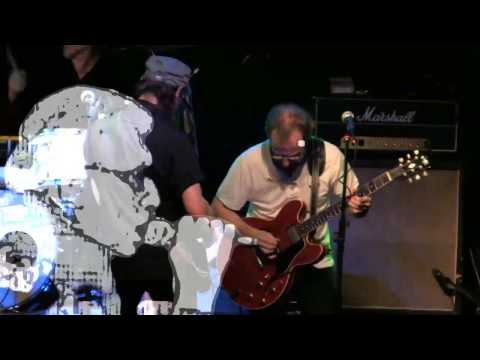 Chris Farlowe&Clem Clempson&Hamburg Blues Band - So Hard To Get Along With (HD) - Live 2009