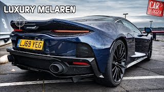 INSIDE the NEW McLaren GT 2020 | Interior Exterior DETAILS w/ REVS