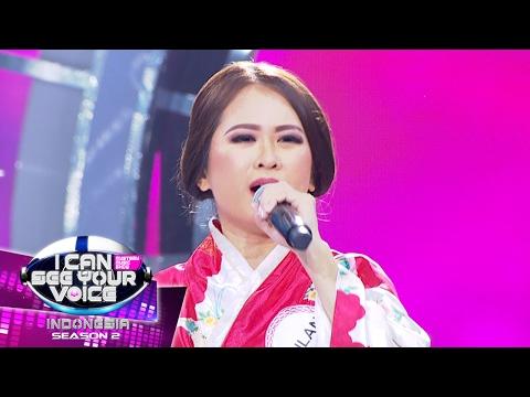 download lagu Suara Mulan Membuat Para Detecttive Bersuka Cita  - I Can See Your Voice Indonesia 13/2 gratis