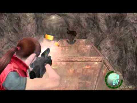 (14/21) Resident Evil 4 ★ Mod Claire Redfield ★ Cap.4-3