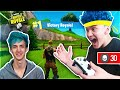 15 Year Old Kid Impersonates Ninja And Wins Fortnite (DELETING MY CHANNEL)