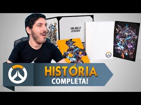 Overwatch | TODA HISTÓRIA DO OVERWATCH ORGANIZADA! NÃO SE PERCA MAIS | Rasante #139