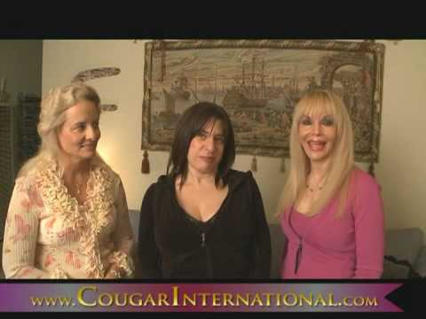 Cougar International.com ~ Confident Women with Younger Men in Mind and the Men who Adore Us. Video