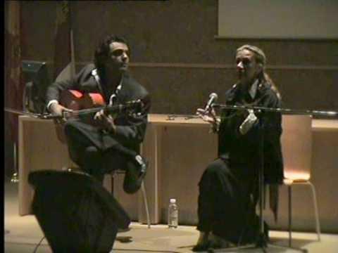Salomé Pavón - Romance de Juan de Osuna (Tientos flamencos)