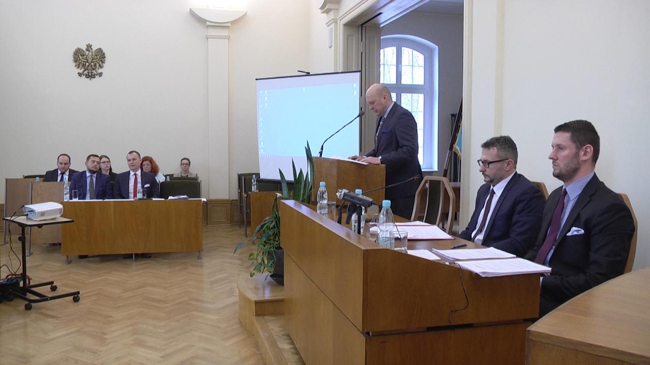 XXXI sesja Rady Miejskiej