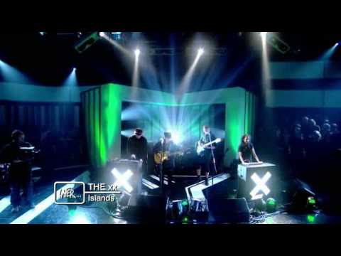 Hq - The Xx Islands Live On Tv Bbc Later With Jools Holland video