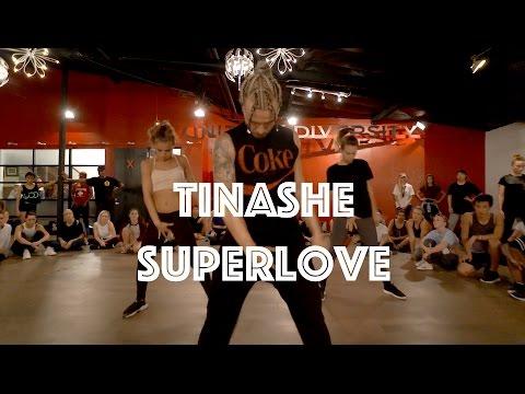 Tinashe - Superlove | Hamilton Evans Choreography
