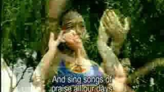 Watch Bukas Palad I Will Sing Forever video