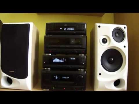 Kenwood UD-90 High End Mini Audio system