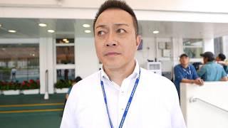20190526チャンピオンズ&チャターC 田中淳司調教師