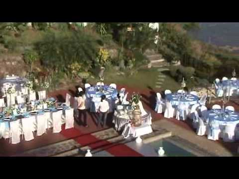 Philippine Wedding Destinations - Casablanca Tagaytay Actual Catering