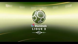 Nouvelle identité visuelle de la Domino's Ligue 2