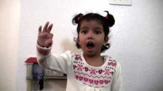 Anu singing Mala ved lagale song