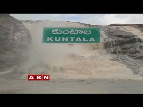 Telangana Government focus on Kuntala Waterfalls