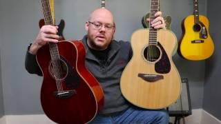 Download Lagu Yamaha FS830 Spruce vs FS850 Mahogany Tone Shoot Out Gratis STAFABAND